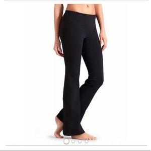 NWT athleta revelation petite flared yoga pants